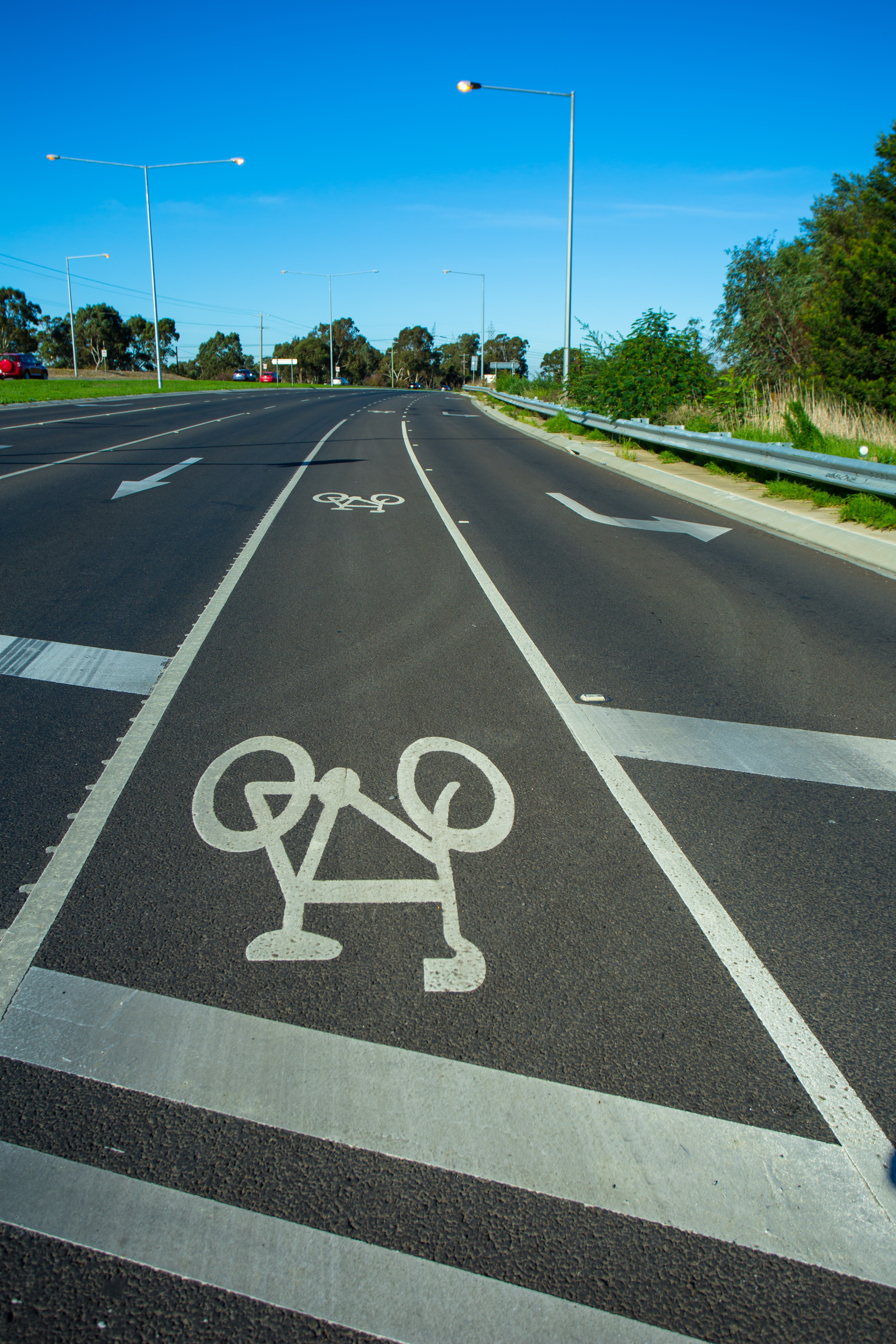 Cycling and bike paths