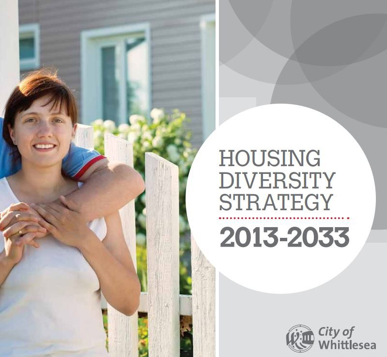 Housing Diversity Strategy - managing housing growth in the established suburbs