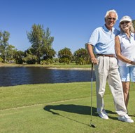 LEAP Seniors Golf Program